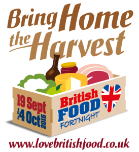 British Food Fortnight on AprilJHarris.com