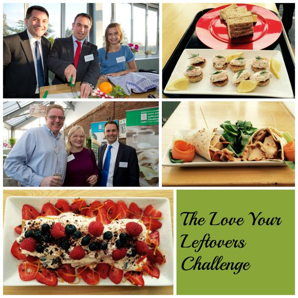 The Love Your Leftovers Challenge on AprilJHarris.com