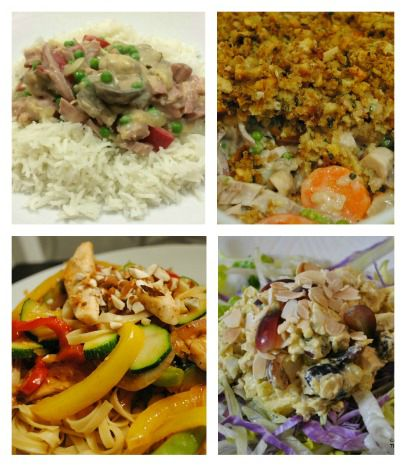 Love Your Leftovers Recipes