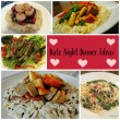 Date Night Dinner Ideas on AprilJHarris.com