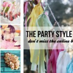 Gemma's Party Style Book Tour