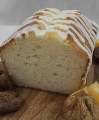 Easy Yogurt Loaf Cake recipe