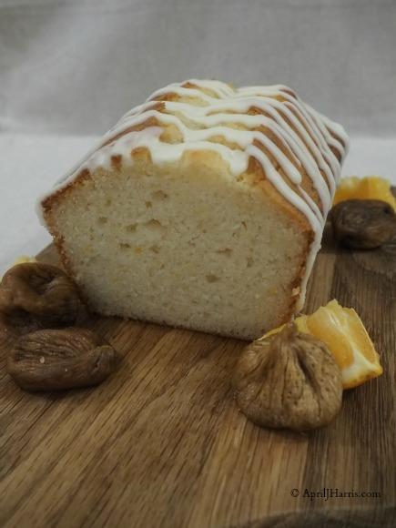Fig and Honey Yogurt Cake on AprilJHarris.com