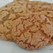 Orange Gingerbread Crinkle Cookies on AprilJHarris.com