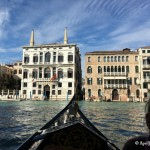 Exploring Venice By Gondola