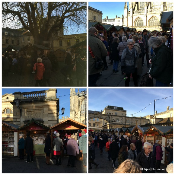 Visiting Bath and The Bath Christmas Market