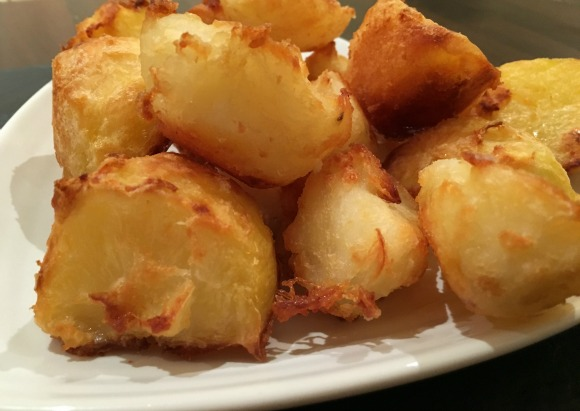 Best Roast Potatoes on AprilJHarris.com