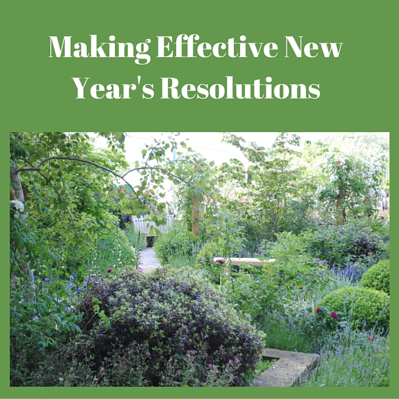 Making Effective New Year's Resolutions on AprilJHarris.com