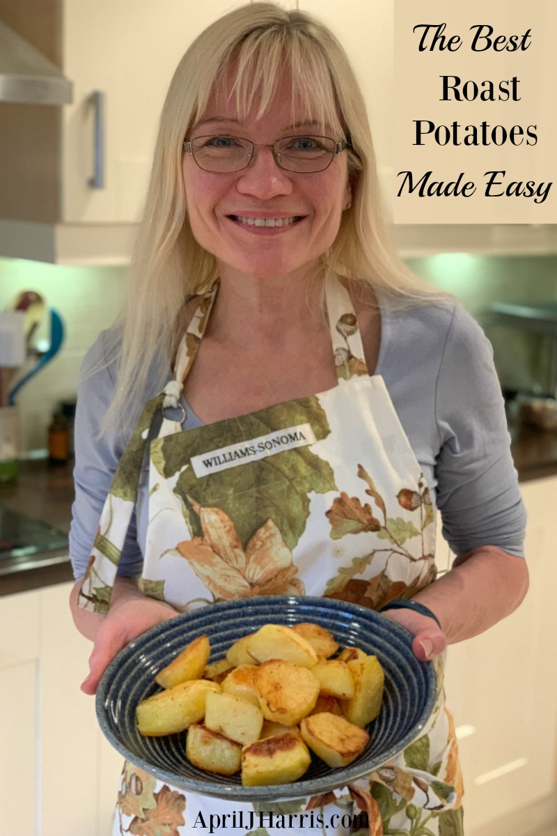 Crisp and crunchy outside, soft and fluffy inside, there's nothing like really good roast potatoes. My easy hints, tips and recipe will make it easy for you to make the Best Roast Potatoes ever, the food that memories are made of!