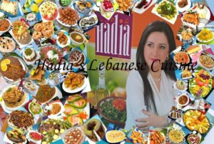Hadia Lebanese Style Recipes on AprilJHarris.com