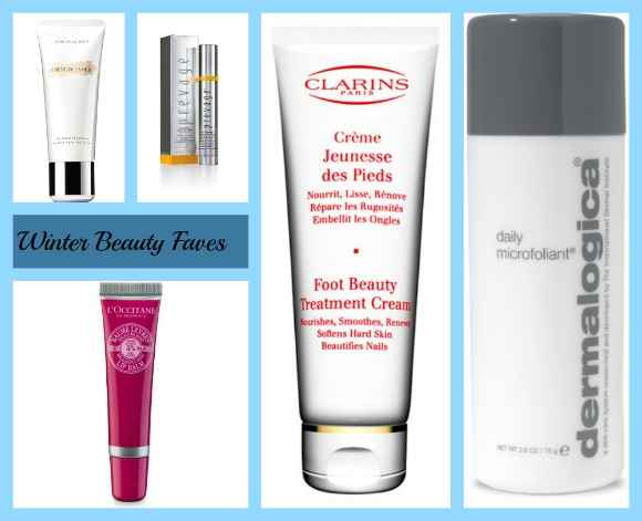 Winter Beauty Faves on AprilJHarris.com
