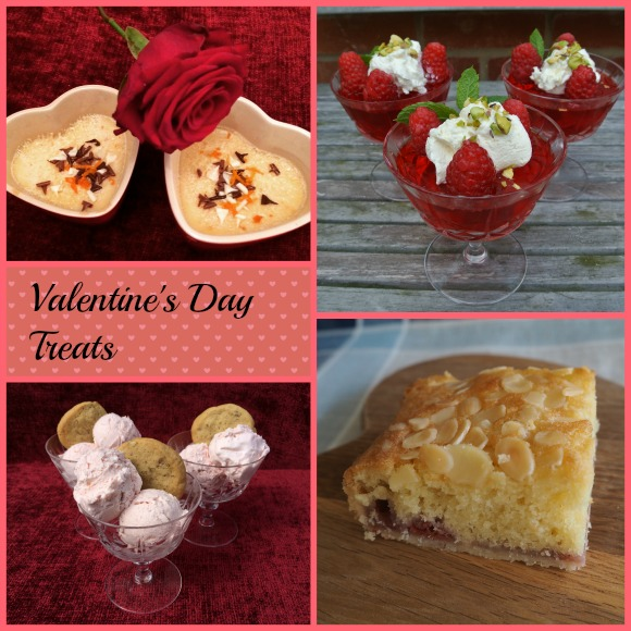 Valentines Day Treats on AprilJHarris.com