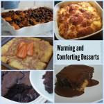 5 Comforting Desserts