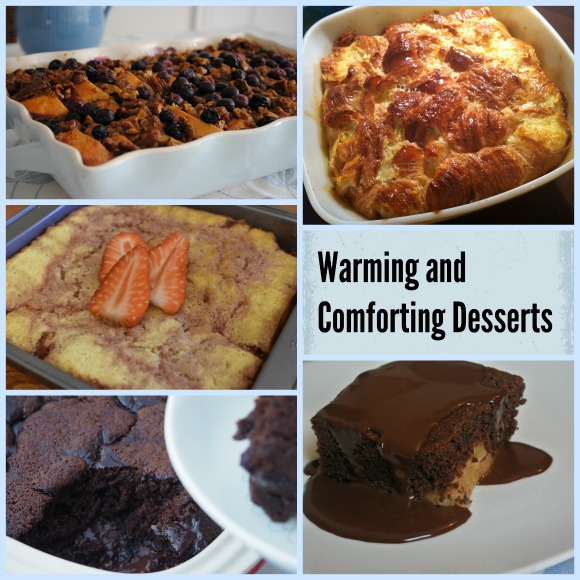 Warming and Comforting Desserts on AprilJHarris.com