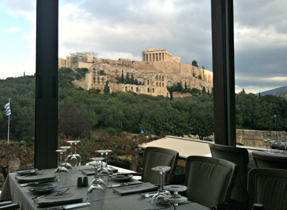 The Acropolis - Flavors of Modern Greece