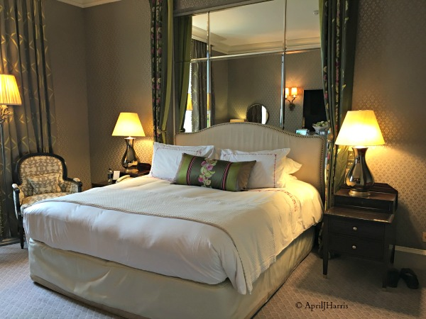 Beds at The Dorchester