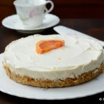 Easy No Bake Orange Cheesecake Recipe