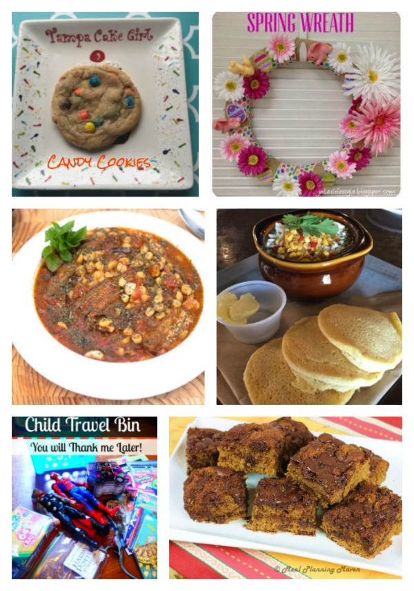 Hearth and Soul Blog Hop Features April 11