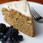 Gorgeously fragrant and richly flavoured with warming spices, this vintage recipe for my Auntie's Spice Cake has been in my family for four generations.