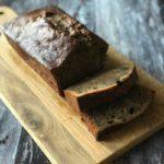 Nigella's Italian Breakfast Banana Bread - a delicious coffee spiked loaf from Nigellissima