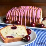 Cherry Loaf Cake Recipe