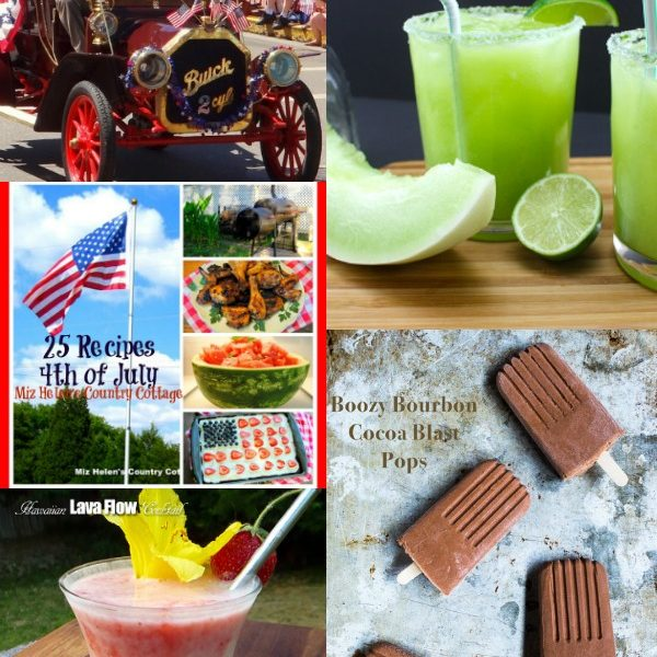 Featured Posts at The Hearth and Soul Hop July 4 - 9 - all family friendly posts are welcome