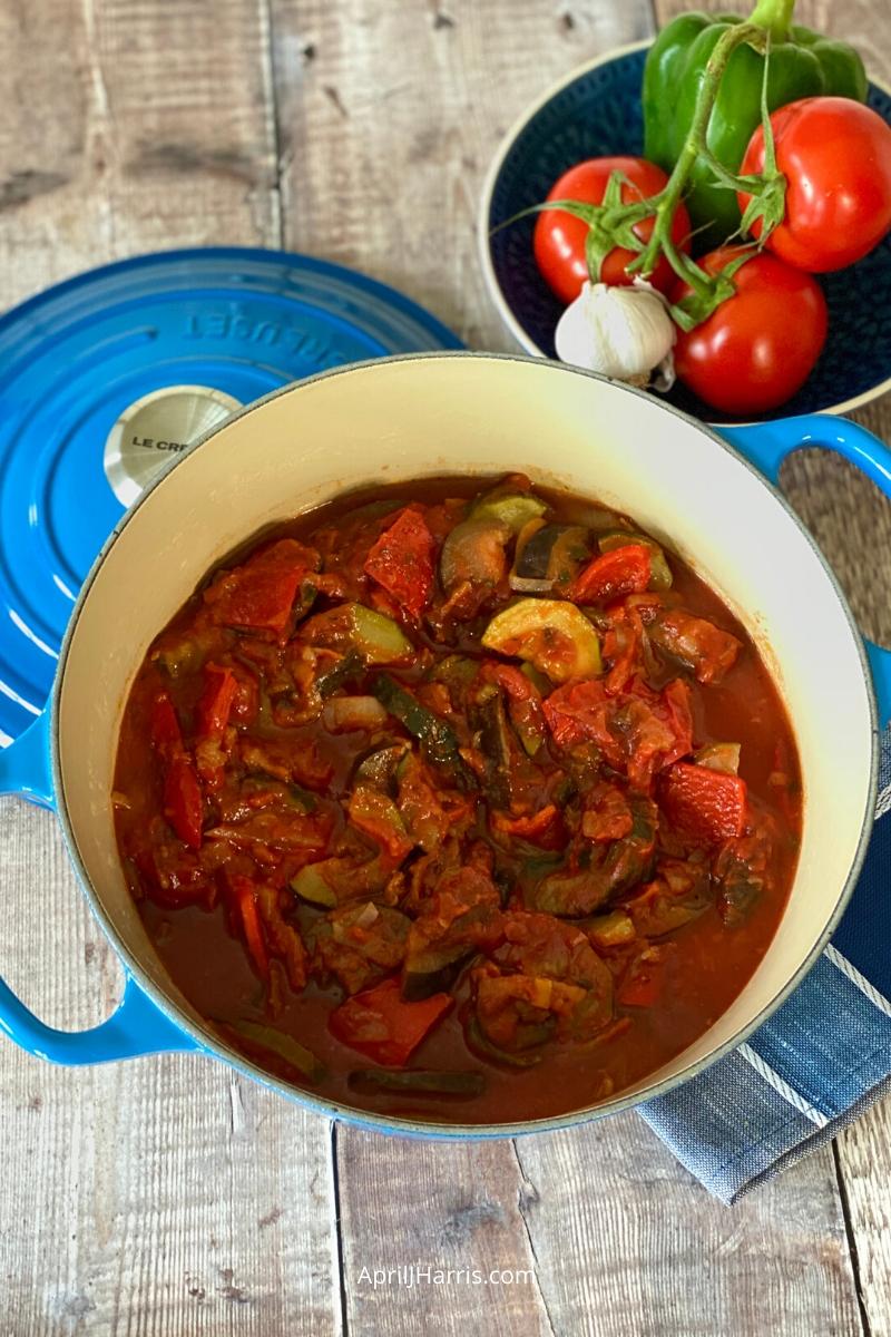 Ratatouille - a Delicious Traditional French Recipe