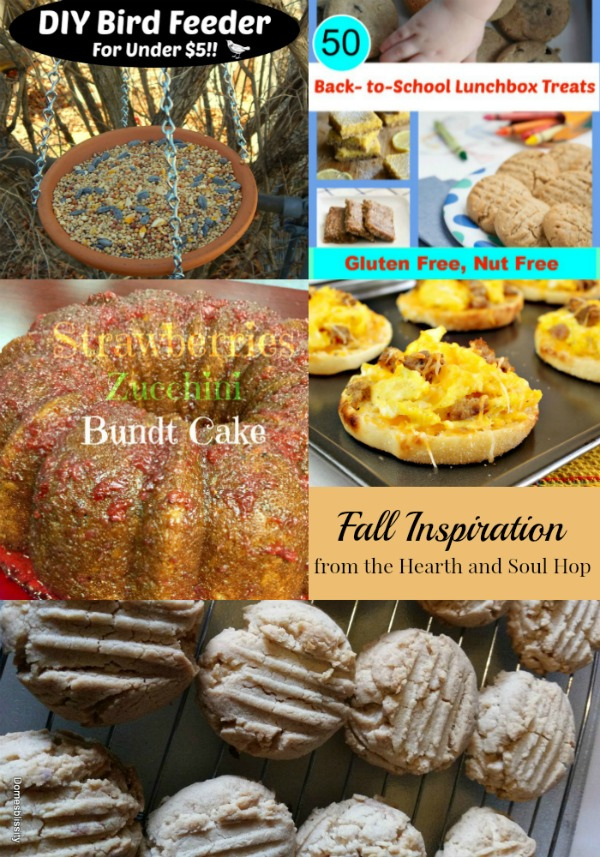 Fall Inspiration from The Hearth and Soul Hop Link Party