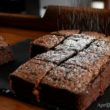 Applesauce Pecan Brownies