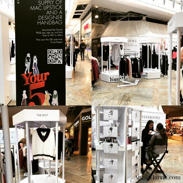 Fashion and Beauty Advice at the Your 5 Event at The Oracle Reading
