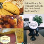 Getting Ready for Thanksgiving with Hearth and Soul