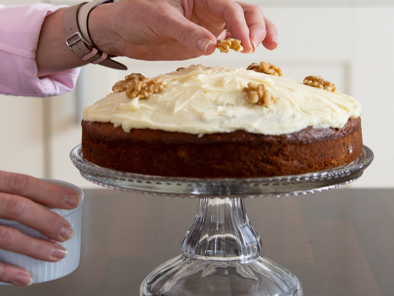 Old Fashioned Banana Cake recipe