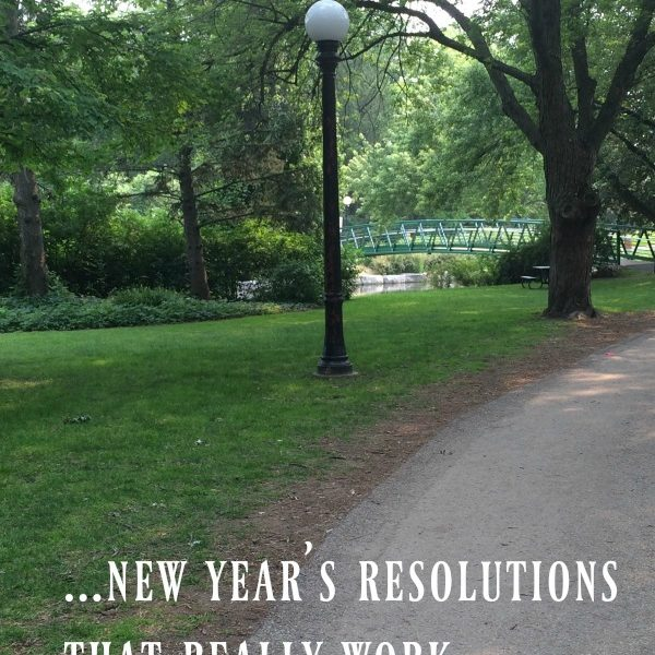 New Year Aspirations – Resolutions that Work