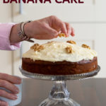 Easy Old Fashioned Banana Cake