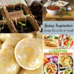 Spring Inspiration at The Hearth and Soul Link Party
