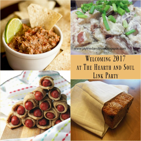 Welcoming 2017 at the Hearth and Soul Link Party