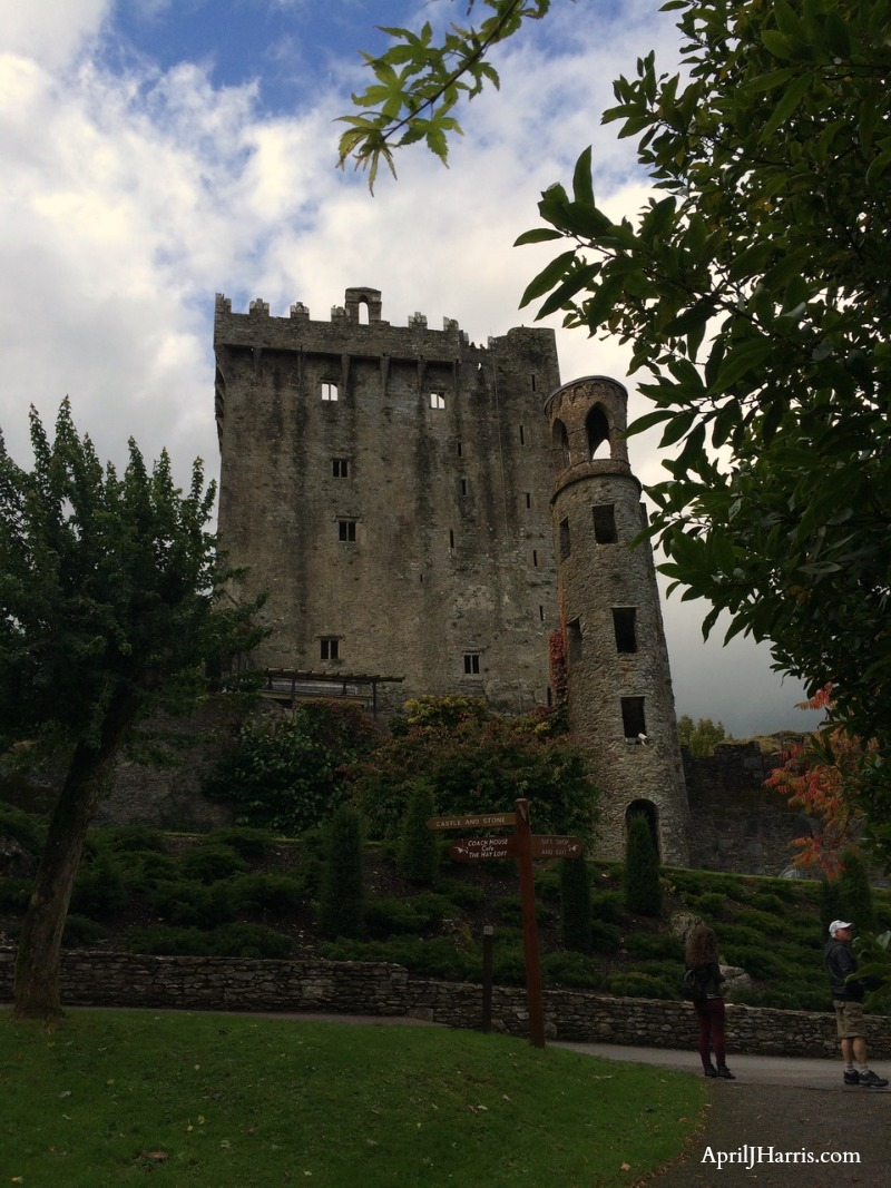 A Visit to Blarney Castle - Home of The Blarney Stone