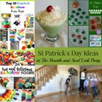 St Patrick's Day Ideas at the Hearth and Soul Link Party
