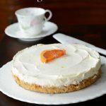 Easy No Bake Orange Cheesecake Recipe