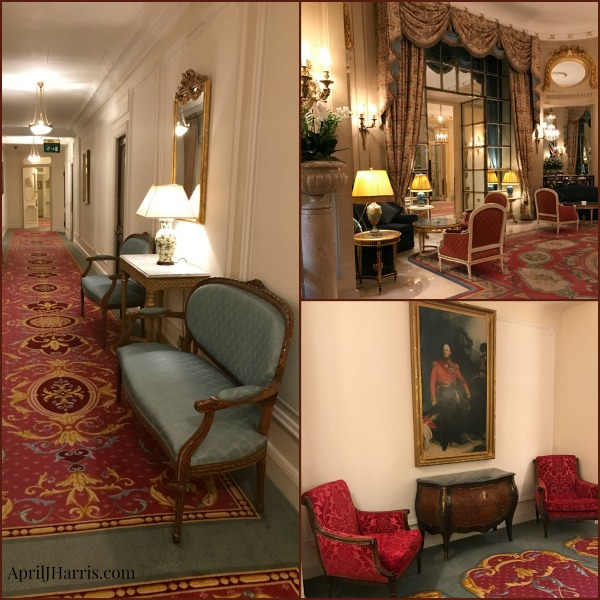A Visit to The Ritz London, an elegant and historic London hotel