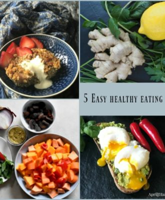 5 Easy Healthy Eating Tips That Helped Me Lose Over 30 Pounds