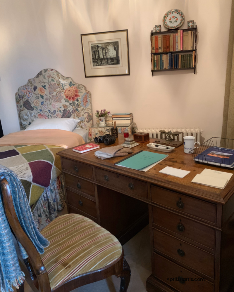 a Bedroom at Greys Court