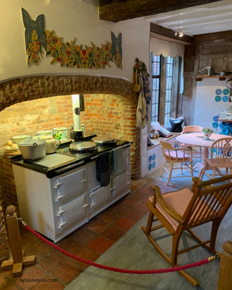 The Kitchen at Greys Court