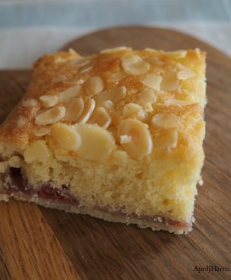 My Raspberry Bakewell Tart Squares recipe is an easy to make variation on a traditional British teatime treat the whole family will love
