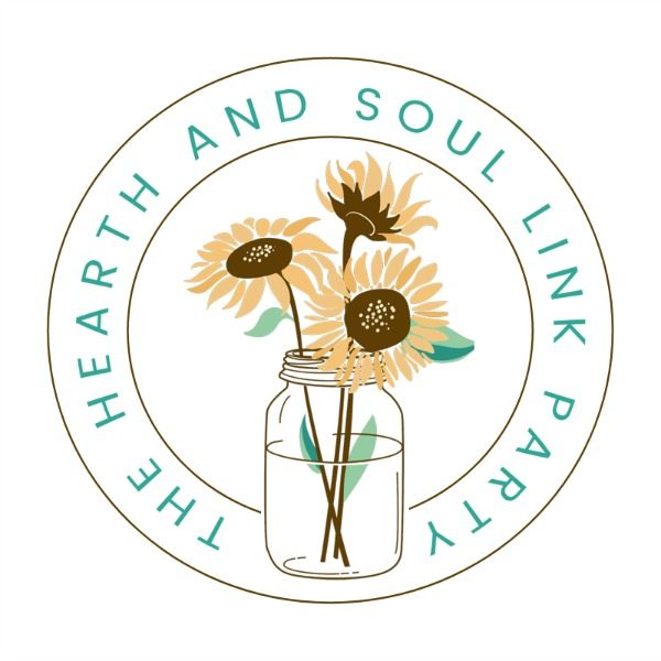The Hearth and Soul Link Party. Join our friendly party and share blog posts about anything that feeds the soul!