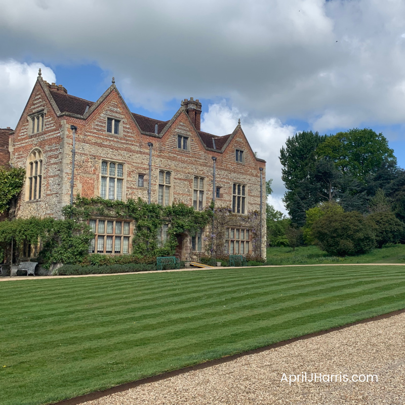 Don't miss this glimpse into Greys Court near Henley on Thames