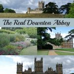 Highclere Castle - The Real Downton Abbey - various photographs