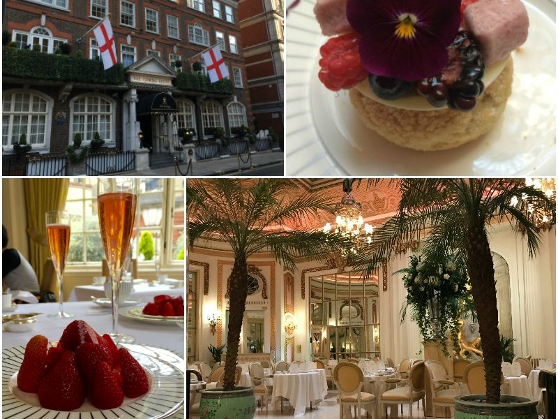 The Best Places to Have Afternoon Tea in London - some of my favourite places to enjoy afternoon tea in Britain's capital city