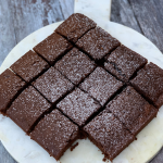 These Old-Fashioned Applesauce Pecan Brownies may be the most delicious brownies I have ever tasted. These pecan-studded beauties are light, seriously chocolatey, and dangerously more-ish.