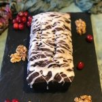 Cinnamon spiked rich chocolate and tangy sweet cranberries combine in this darkly decadent Chocolate and Cranberry Quick Bread, perfect for the holidays.